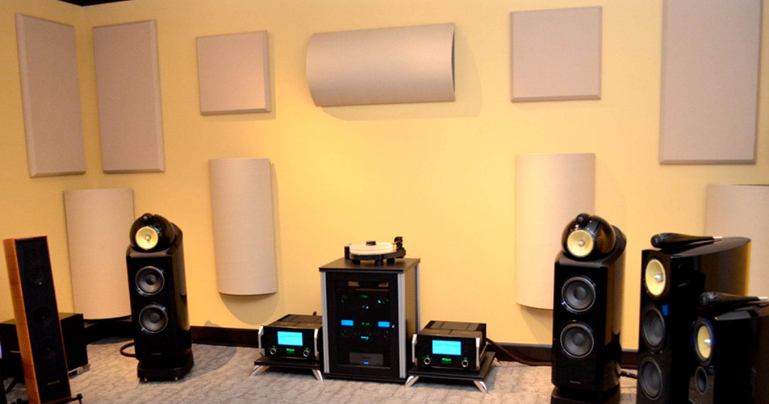 Magnolia Audio Video Acoustic Geometry