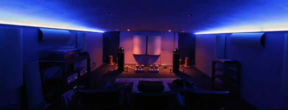 Music Listening Room - Front - Paul Blizel