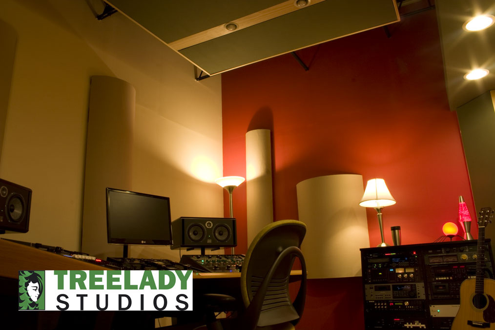 Curve Units in Treelady Studios